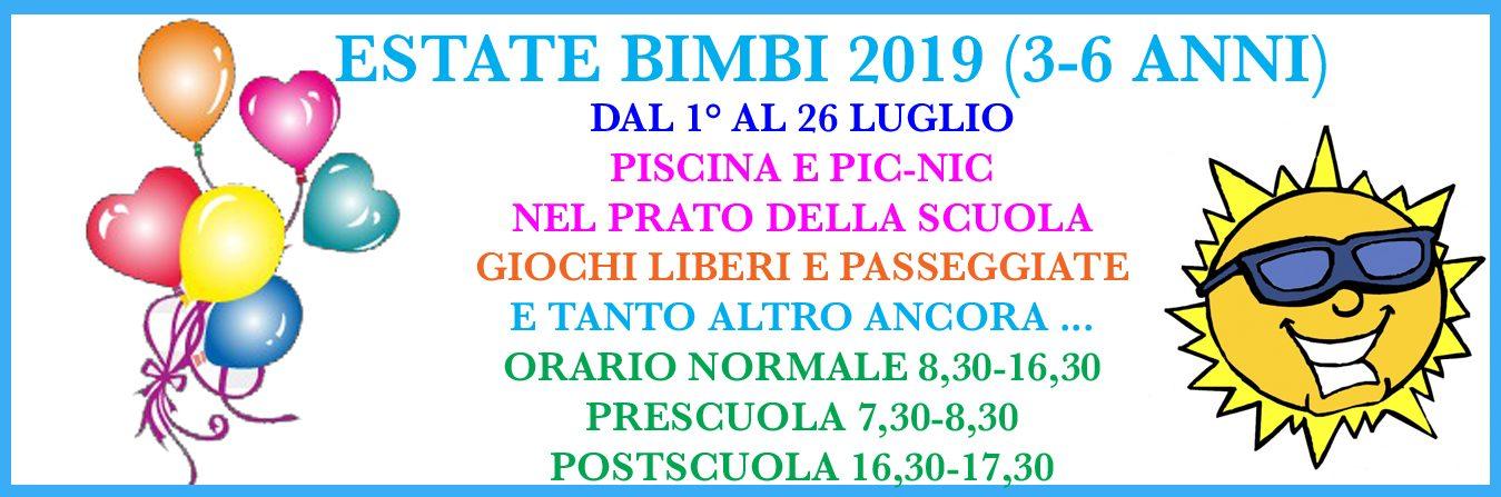 ESTATE BIMBI_2019